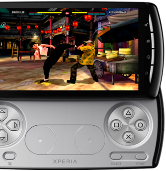 Sony Xperia Play featuring Bruce Lee in the 2010 Super Bowl TV commercial