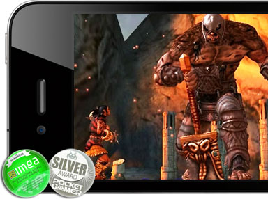 Hack and Slash action in your Iphone