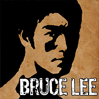 Bruce Lee Dragon Warrior fighting mobile game