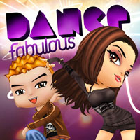 Dance Fabulous rhythm mobile game