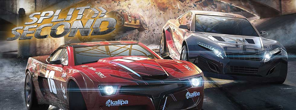 Disney Split/Second racing game for iOS - Digital Legends