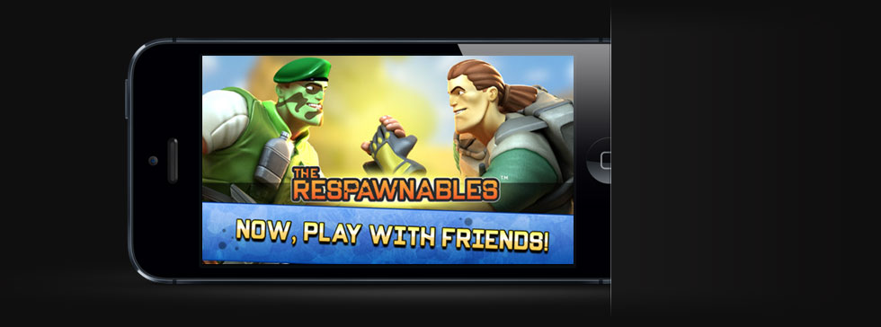 The Respawnables lighthearted cartoon shooter